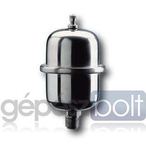 Zilmet INOX-Pro fix membrános hidrofor tartály, 1 l, 10 bar, álló