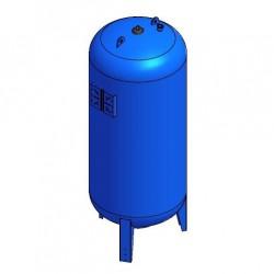 Zilmet Ultra-Pro CE cserélhető membrános hidrofor tartály, 1000 l, 16 bar, álló
