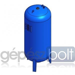 Zilmet Ultra-Pro cserélhető membrános hidrofor tartály, 750 l, 16 bar, álló