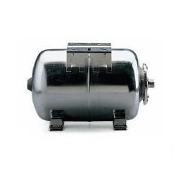 Zilmet Ultra-Inox-Pro cserélhető membrános hidrofor tartály, 24 l, 10 bar, fekvő