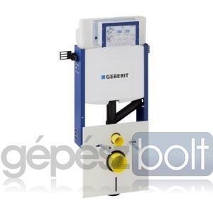 Geberit Kombifix WC szerelőelem fali WC részére UP320 öblítőtartállyal, szagelszívási lehetőséggel
