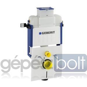 Geberit Kombifix Alacsony (82cm) WC szerelőelem fali WC részére, UP200 öblítőtartállyal