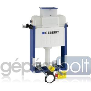 Geberit Kombifix Alacsony (98cm) WC szerelőelem fali WC részére, UP200 öblítőtartállyal