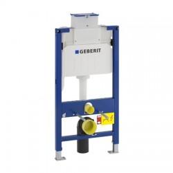 Geberit Duofix Alacsony (98cm) WC szerelőelem fali WC részére, UP200 öblítőtartállyal