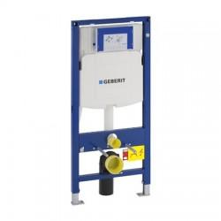 Geberit Duofix WC szerelőelem fali WC részére, UP320 öblítőtartállyal