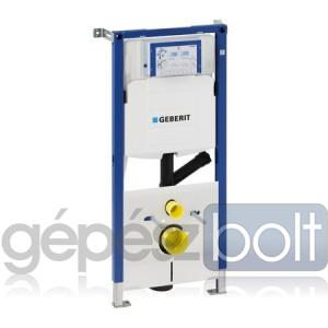 Geberit Duofix WC szerelőelem fali WC részére, UP320 öblítőtartállyal, szagelszívási lehetőséggel