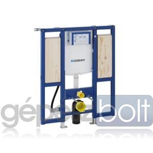 Geberit Duofix WC szerelőelem fali WC részére, UP320 öblítőtartállyal, mozgássérült kivitel, kapaszkodótartókkal