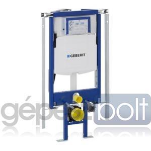 Geberit Duofix WC szerelőelem fali WC részére, UP320 öblítőtartállyal, sarok kivitel