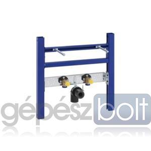 Geberit DuofixBasic Mosdó szerelőelem álló csapteleppel szerelt fali mosdó részére