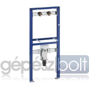 Geberit Duofix Mosdó szerelőelem fali csapteleppel szerelt fali mosdó részére, falsík alatti szifonnal