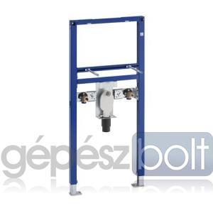 Geberit Duofix Mosdó szerelőelem álló csapteleppel szerelt fali mosdó részére, falsík alatti szifonnal