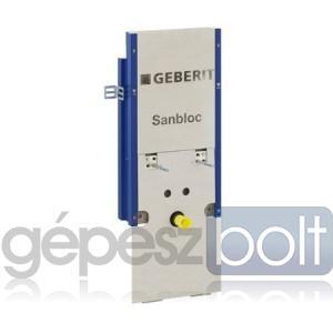Geberit Sanbloc Alacsony (83 cm) bidé szerelőelem fali bidé részére