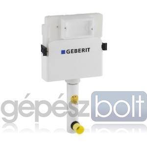 Geberit Basic, Falsík alatti UP100 típusú öblítőtartály