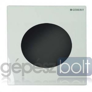 Geberit HyTronic automata vizelde vezérlés, infravörös, hálózati, Samba dizájn alpin fehér színben