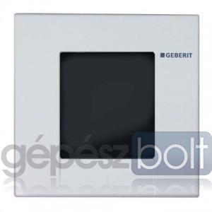 Geberit HyTronic automata vizelde vezérlés, infravörös, hálózati, Bolero dizájn alpin fehér színben