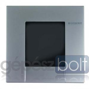 Geberit HyTronic automata vizelde vezérlés, infravörös, hálózati, Bolero dizájn matt króm színben