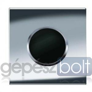 Geberit HyTronic automata vizelde vezérlés, infravörös, hálózati, Sigma10 dizájn fényes króm / matt króm / fényes króm színben