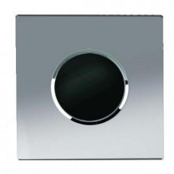Geberit HyTronic automata vizelde vezérlés, infravörös, hálózati, Sigma10 dizájn matt króm / fényes króm / matt króm színben
