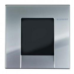 Geberit HyTronic automata vizelde vezérlés, infravörös, elemes, Bolero dizájn fényes króm színben