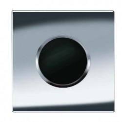 Geberit HyTronic automata vizelde vezérlés, infravörös, elemes, Sigma10 dizájn fényes króm / matt króm / fényes króm színben