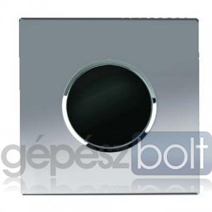 Geberit HyTronic automata vizelde vezérlés, infravörös, elemes, Sigma10 dizájn matt króm / fényes króm / matt króm színben