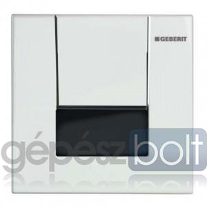 Geberit HyTronic automata vizelde vezérlés, infravörös, elemes, Tango dizájn alpin fehér színben