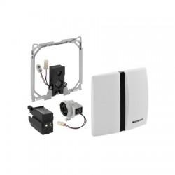 Geberit Basic UR60 automata vizelde vezérlés, infravörös, hálózati alpin fehér színben