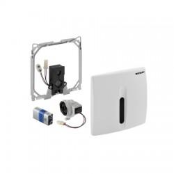Geberit Basic UR50 automata vizelde vezérlés, infravörös, elemes alpin fehér színben