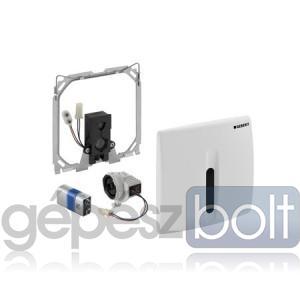Geberit Basic UR50 automata vizelde vezérlés, infravörös, elemes matt króm színben
