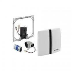 Geberit Basic UR60 automata vizelde vezérlés, infravörös, elemes alpin fehér színben