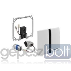 Geberit Basic UR60 automata vizelde vezérlés, infravörös, elemes matt króm színben