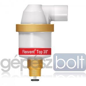 """Flamco Flexvent Top úszós légtelenítő 3/8"""" fehér"""