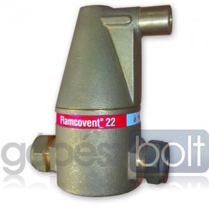 Flamco Flamcovent  légelválasztók 22 mm