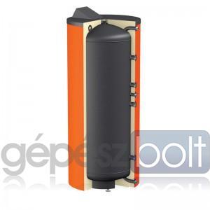 Flamco Duo Solar 1000 tároló vízmelegítő hőszigetelés nélkül