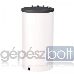 Flamco UHP 160 Basic felsőcsonkozású indirekt táróló, fehér színben