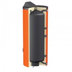 Flamco Duo 1500 tároló vízmelegítő hőszigetelés nélkül