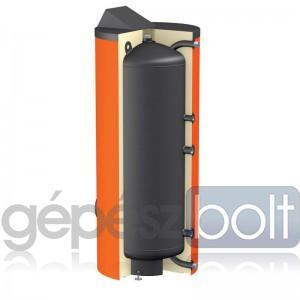 Flamco Duo 2000 tároló vízmelegítő hőszigetelés nélkül