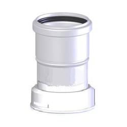 Tricox Átalakító adapter flexibilis rendszerhez flex-merev d 80 mm