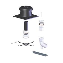 Tricox PPs flexibilis készlet d 110 mm