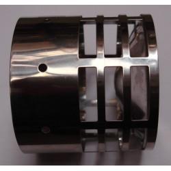 Tricox Rozsdamentes végelem csövekhez 80mm