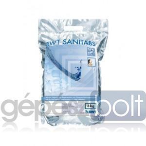 BWT Sanitabs regeneráló só