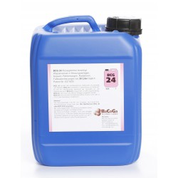 BCG 24 tömítő folyadék 30 liter vízveszteségig 5 L kanna