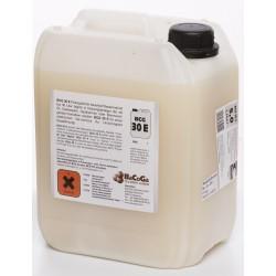 BCG 30 E tömítő folyadék 20 liter vízveszeségig. 2,5 L kanna