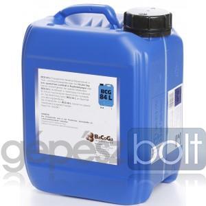 BCG 84 L tömítő 10 liter vízveszt. 5 L kanna