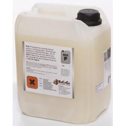 BCG F tömítő folyadék 25 liter vízveszteségig 2,5 L