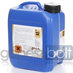 BCG HR fűtésirendsz. Tisztító 5 L kanna