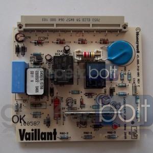 Vaillant Égőautomatika panel 100558