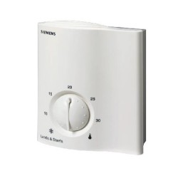 Siemens RCU50.2 univerzális helyiséghőmérséklet szabályozó
