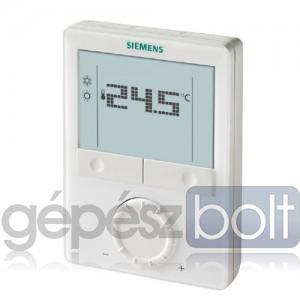 Siemens RDG400 fan-coil helyiség termosztát