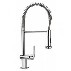 TEKA CUADRO MZ 939 Mosogató csaptelep kihúzható zuhanyfejjel